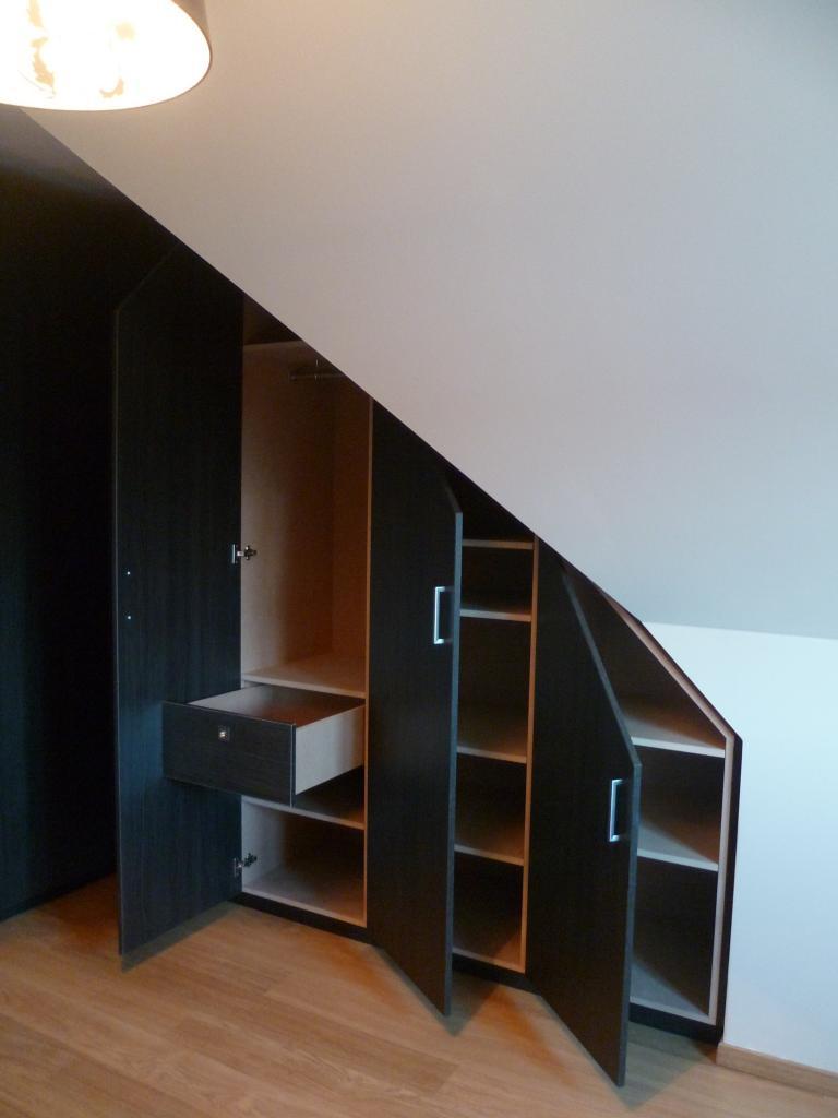 dressing sous pente. Black Bedroom Furniture Sets. Home Design Ideas